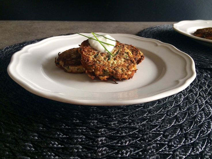 Zucchini pancakes Superfood Healthy Food photography