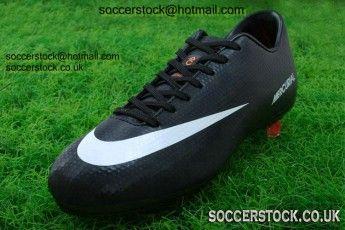 Nike Mercurial Vapor IX FG Football Boots Black/White/Red-http://www.soccerstock.co.uk/nike-mercurial-vapor-ix-fg-black-white-red.html