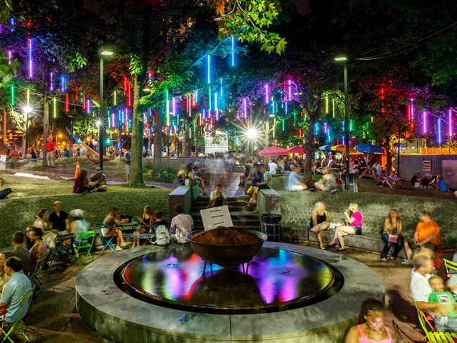 Spruce Street Harbor Park. 7 Philly Spots Locals Love Just as Much as Tourists