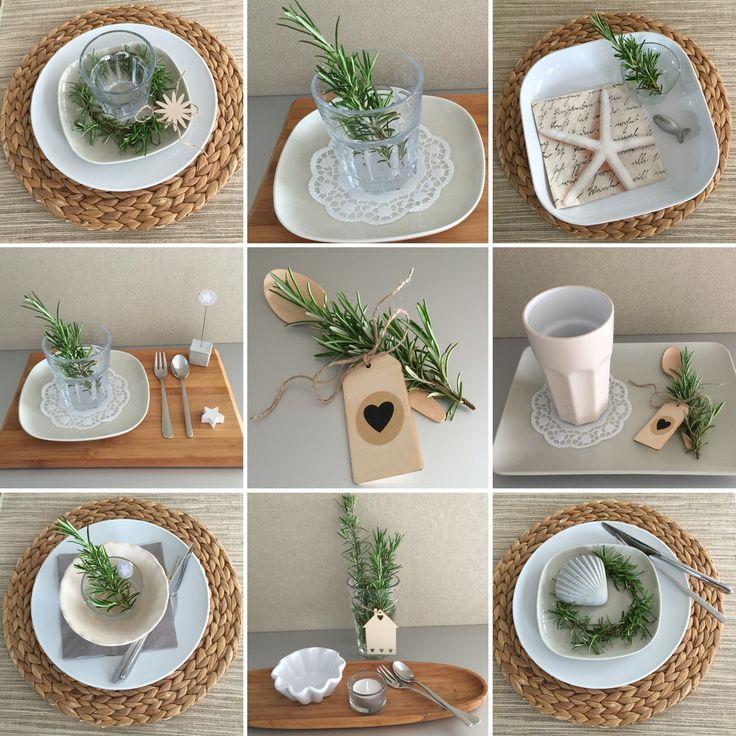 Wohnbrise: Tisch gedeckt