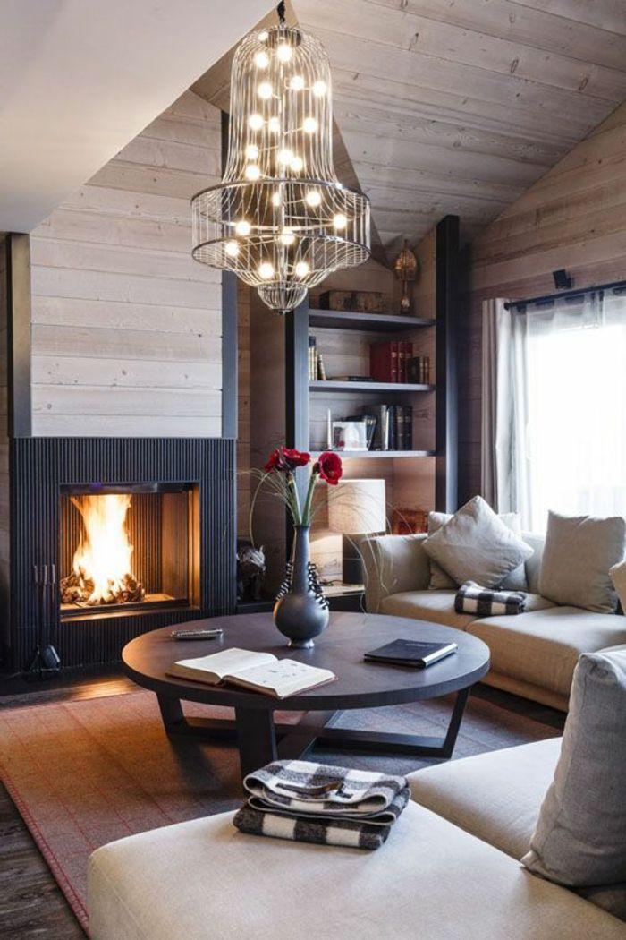 Fresh einmaliges modell wohnzimmer einrichten ideen ein l ster