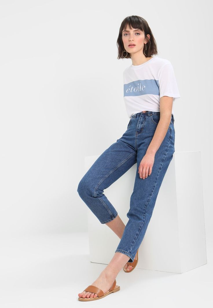 Pedir  Neon Rose ETOILE TEE - Camiseta print - white por 17,95 € (3/03/18) en Zalando.es, con gastos de envío gratuitos.