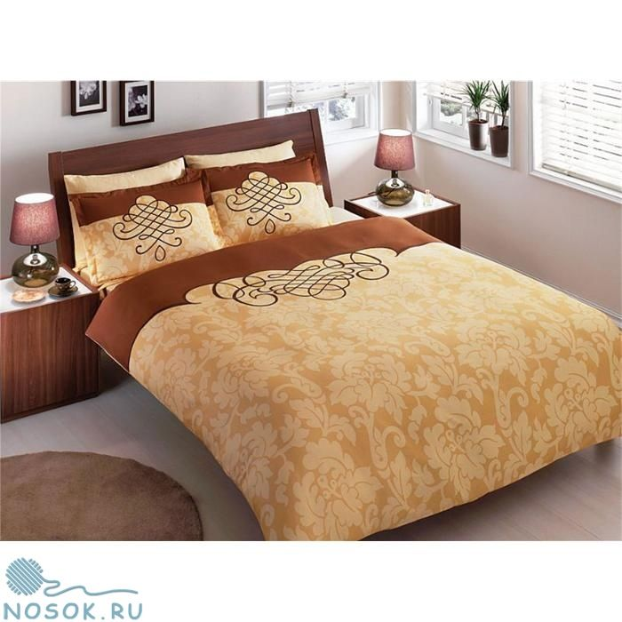 Тac Сатин1,5 - спальный ARMA, коричневый