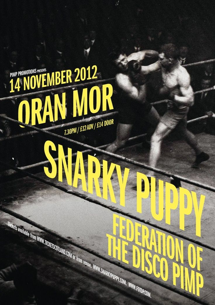 #boxe #poster #fight