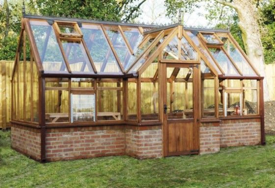 Garden & Greenhouse - greenhouses and conservatories - The Kings Bromley