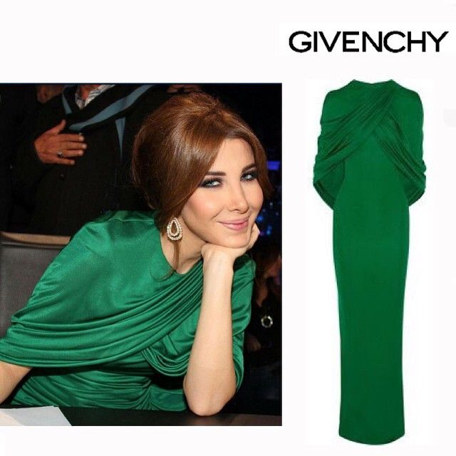 Nancy ajram dress