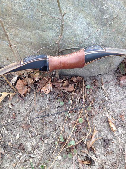 :Java Man Archery LLC-Custom Handcrafted Bows