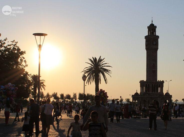 Izmir, Konak, Wieża Zegarowa