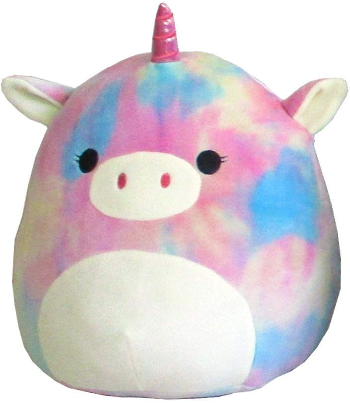 Squishmallow Rainbow Unicorn 16 Inch Unicorn Plushies Animal Pillows Unicorn Plush