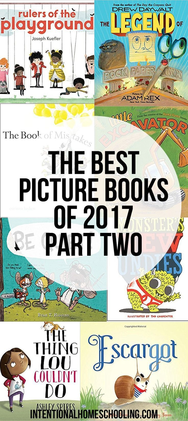 Great picture books!