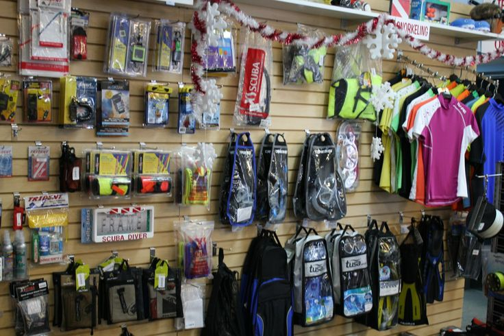 The Dive Shop is now featured on Google Business Photos. Click through the images to see inside this specialty dive store! #scuba #diving #sportinggoods #outdoors