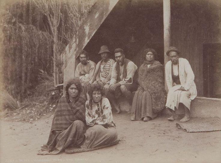 Tieke whanganui awa