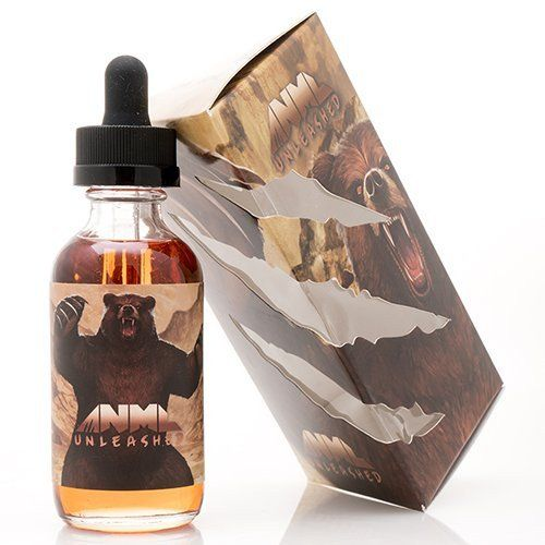 ANML Unleashed E-Liquid - Grizzly - 60ml - Wholesale on the Top Vape and eJuices - eJuices.co