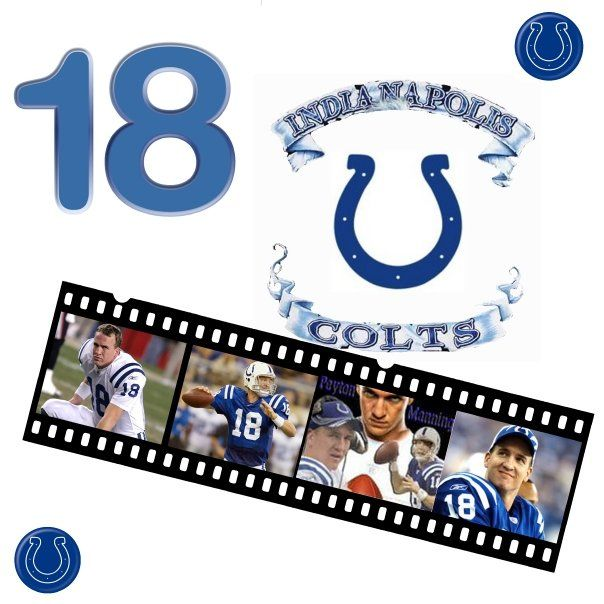 my love & his love - The Indianapolis Colts