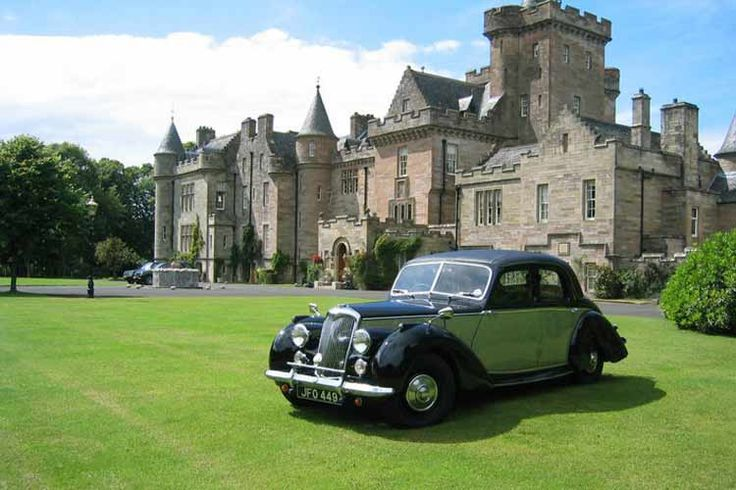 Glenapp Castle, Scotland                                                                                                                                                                                 More