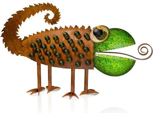 Chameleon by Borowski