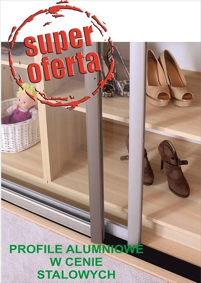 PROMOCJA!!!  PROFILE ALUMINIOWE W CENIE STALOWYCH. Wszystkie drzwi w okuciach aluminiowych w cenie drzwi stalowych.  Promocja dotyczy wybranych profili.  Oferta ważna do końca czerwca. Zapraszamy do naszych salonów:  http://e-cdp.pl/ekspozycje.html