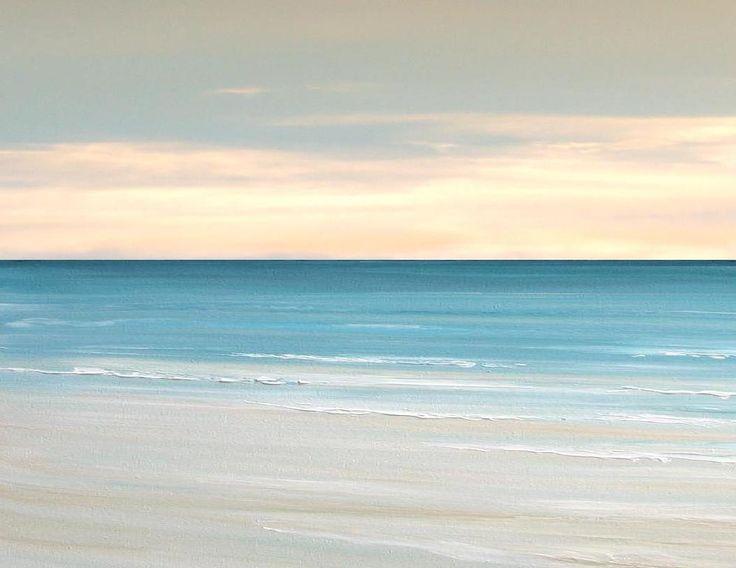 beach ocean painting