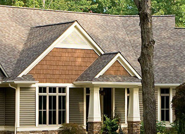 10 Reasons To Reconsider Vinyl Siding Cedar Siding Wood Siding Exterior Green House Siding