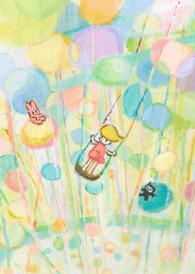 Hideatsu Morimoto illustration