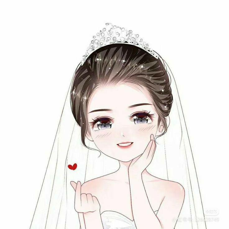 صور عروسه كيوت In 2021 Anime Art Beautiful Cartoon Girl Images Anime Art Girl