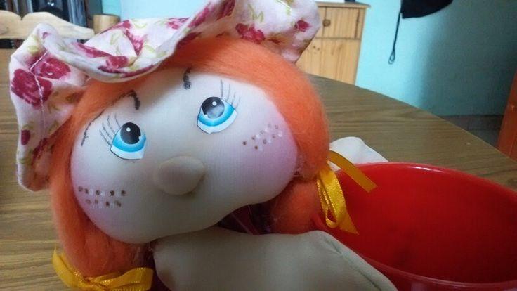 Muñeca sof!!