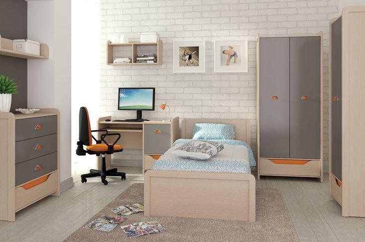 Black Red White - Meble i dodatki do pokoju, sypialni, jadalni i kuchni - Katalog produktów #nowoczesne #new #meble #furniture #ideas #inspiration #pomysł #bedroom #sypialnia  #childrenroom #modern #interior
