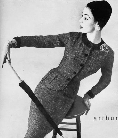 Jean Patchett in Arthur Jablow 1953