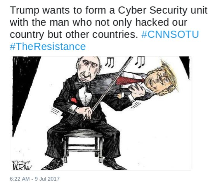 Image result for Putin plays Trump like a fiddle, cartoons