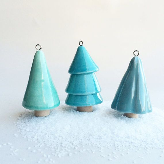 Christmas ornament set von artcrafthome auf Etsy