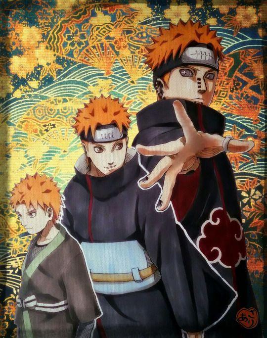366 Best Images About Naruto Akatsuki On Pinterest