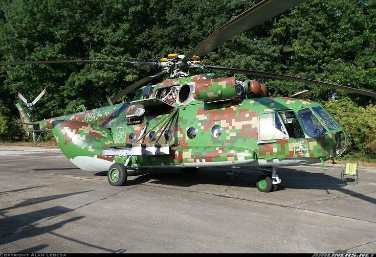 Slovakian AF Mil Mi-17