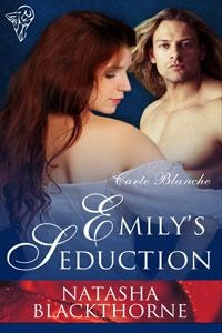 Emily's Seduction - All Romance Ebooks Before he can share his deepest, darkest secrets with her, he has to show her what seduction truly means.Seductive Carts, Carts Blanche, Ebook Publishing, Book Ebook, Blanche Series, Emily Seductive, Natasha Blackthorn, Romances Ebook, Alps