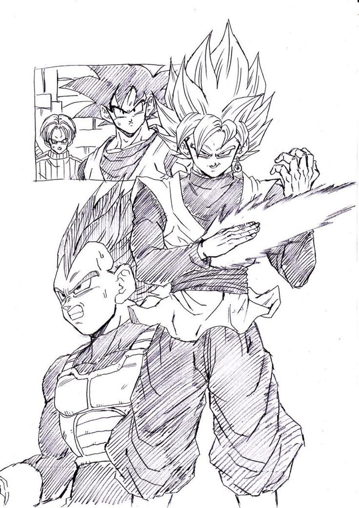 1000 images about Dragon ball