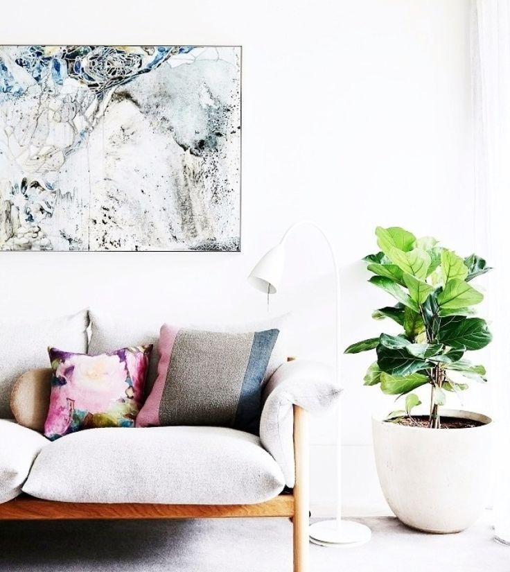 Modern eclectic decor, modern bohemian decor, eclectic pillows,  graphic art