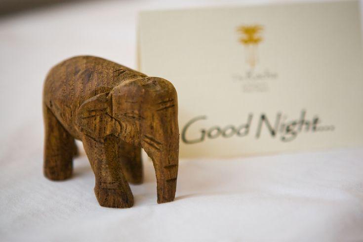 Hotel S Turn Down Gift Let S Go Nomad Pinterest