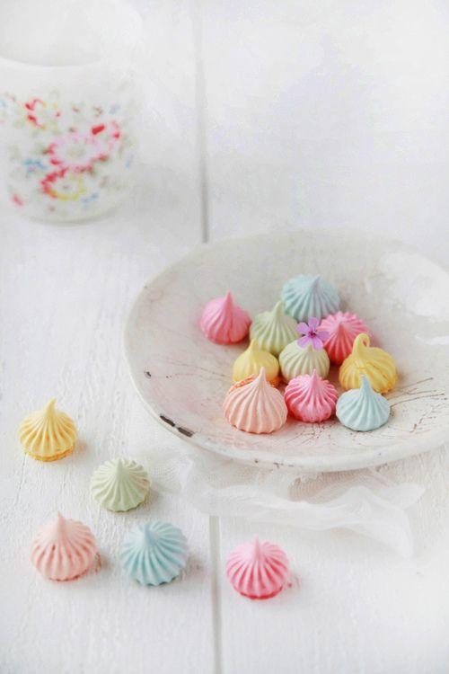 Comment réussir les meringues : meringues Françaises #meringue #astuce #cuisine                                                                                                                                                                                 Plus