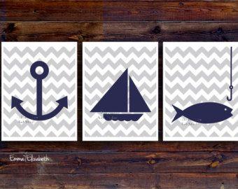 nautical baby room decor - Google Search