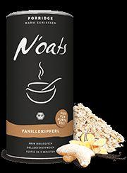 Noats Bio-Porridge in der 400g-Packung   mymuesli