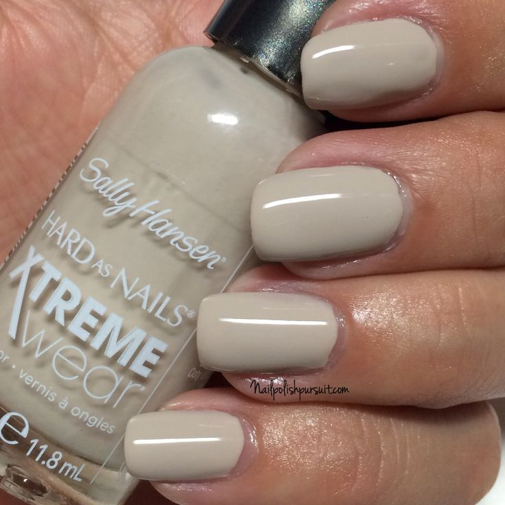 Bare Hug By Sally Hansen From The Color Xpression