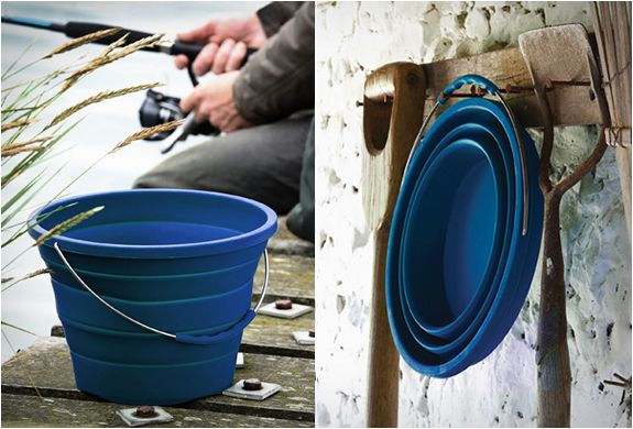 COLLAPSIBLE BUCKET | BY INFUSION LIVING