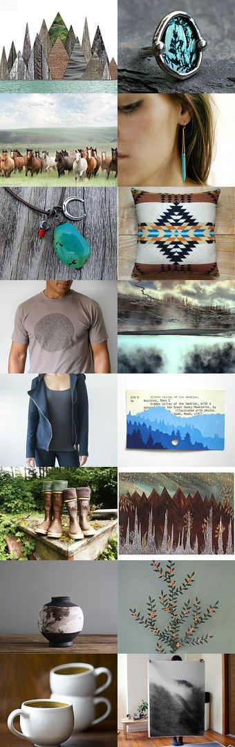 wild horses couldn't drag me away  by Carter on Etsy--Pinned with TreasuryPin.com