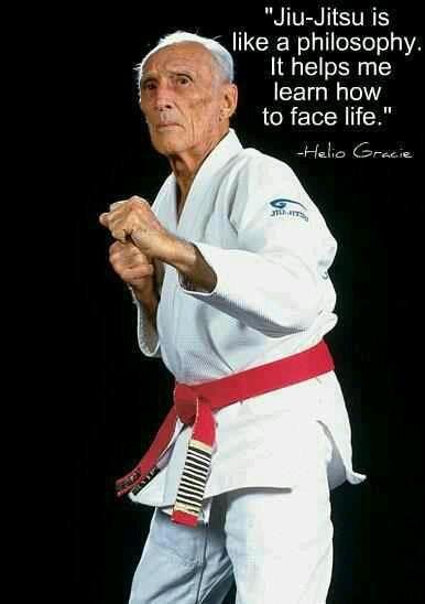 Helio Gracie. I am grateful for everything that I have, everything I give, everyone, and everything in my Brazilian Jiu Jitsu Dream Life!