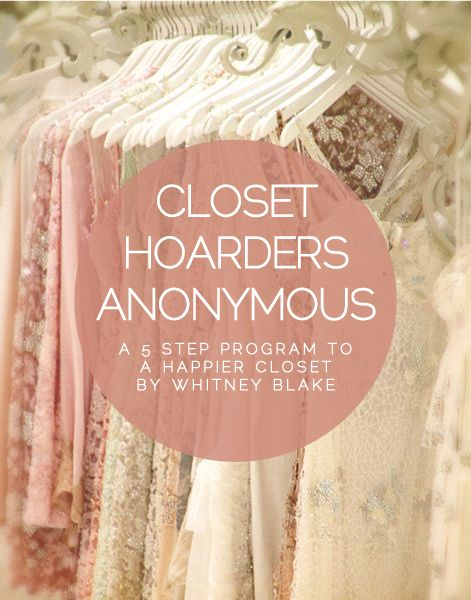 How to clean out your closet + KEEP IT CLEAN
