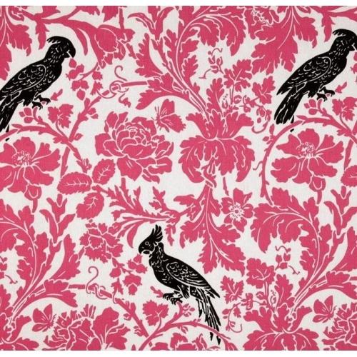 A Cockatoo Lipstick Pink PP06  fabrictraders.com