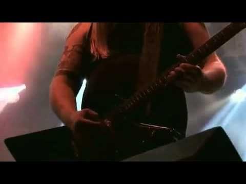 Amon Amarth - Victorious March , Live       [ Letra Español ]Amon Amarth es una banda sueca de death metal melódico