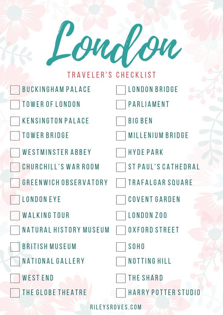 Cómo le fallé a Londres y por qué lo siento tanto cuando investigas cosas que hacer en L …