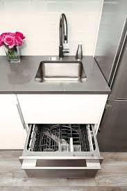 Image result for under sink dishwasher drawer