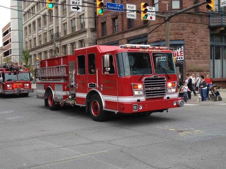 781 Best Fire Trucks Images On Pinterest