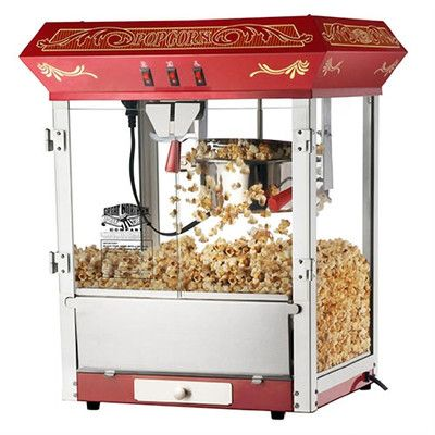 Great Northern Popcorn 8 Oz. Popcorn Popper Machine & Reviews | Wayfair